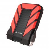 Adata external HDD HD710P Red 1TB USB 3.0
