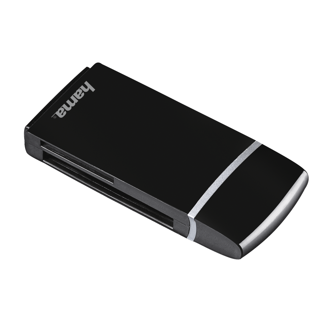 Hama USB-3.0 Multi Card Reader SD MicroSD CF black