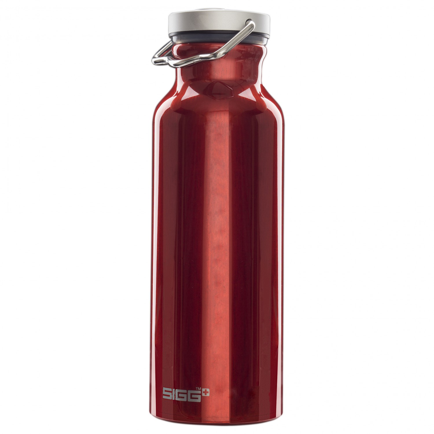 Sigg Water Bottle alu ORIGINAL 0,5L red