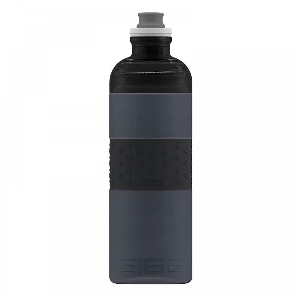 Sigg Water Bottle 0,6L HERO Plastic anthracite