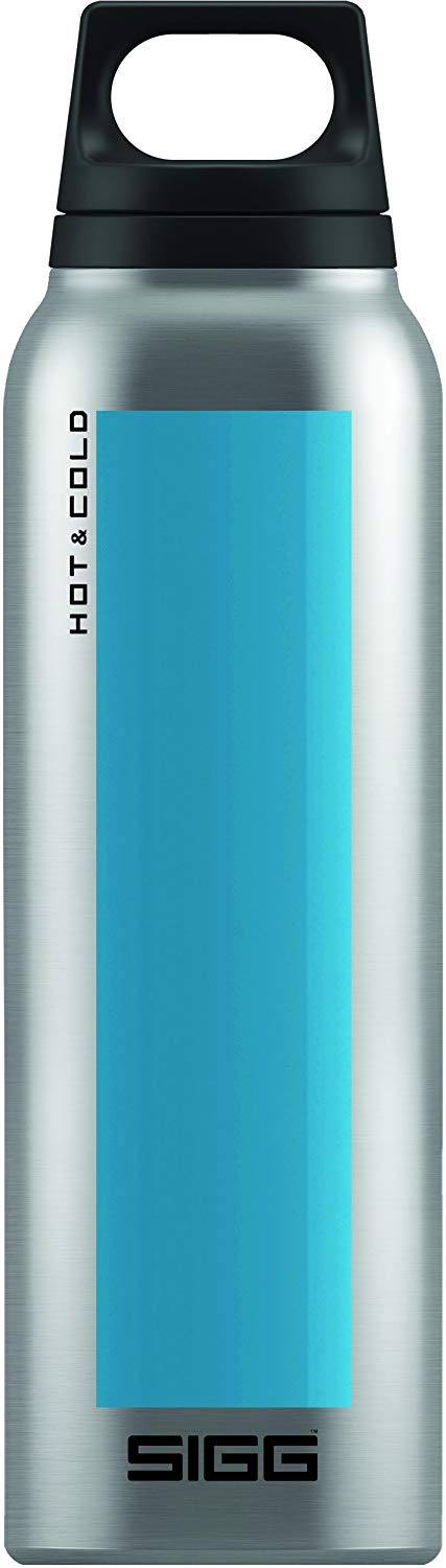 Sigg Thermo Flask 0,5L H&C ONE Stainless Steel turquoise