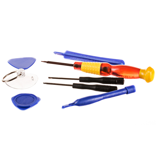 Screwdriver Set Repair Tool Kit for Smartphone | Skrūvgriežu Komplekts Telefona Remontam