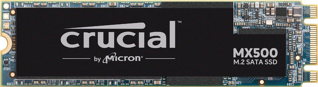 Crucial MX500 SSD M.2 500GB