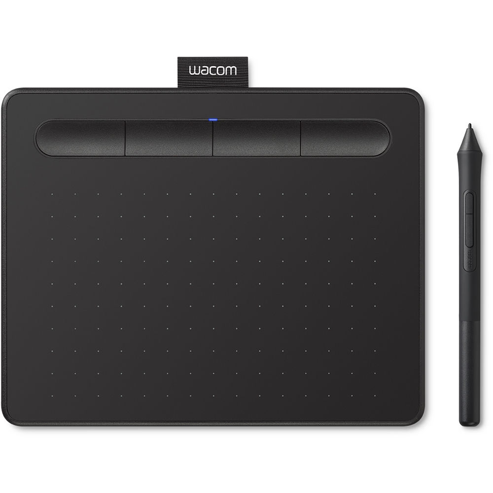 Grafiskā planšete Wacom Intuos S (Small) Graphics Tablet, Black