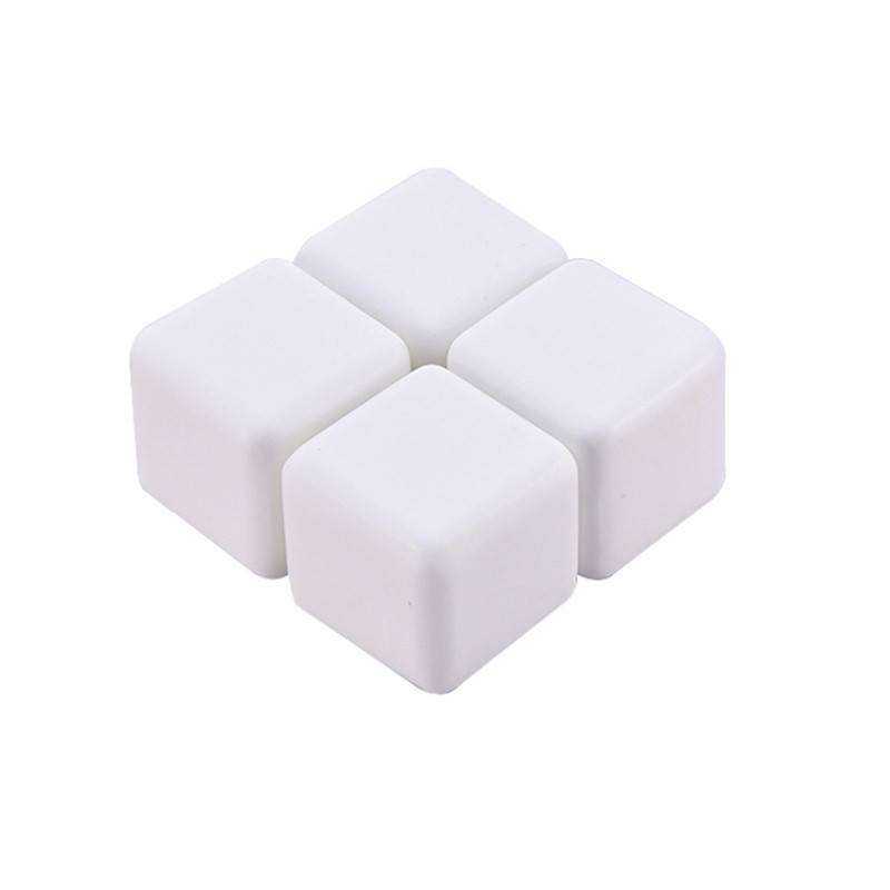 Viskija Akmeņi no keramikas 4gb XL | Whisky Stones Cooling Cubes - Ceramic, White (0)