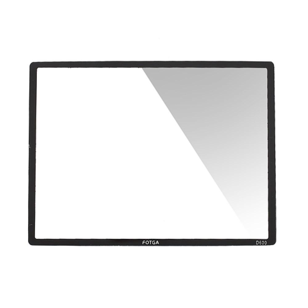 FOTGA Pro Tempered Glass LCD Screen Protector for Nikon D600 - aizsargstikls fotokameras ekrānam (PRT-157-1)