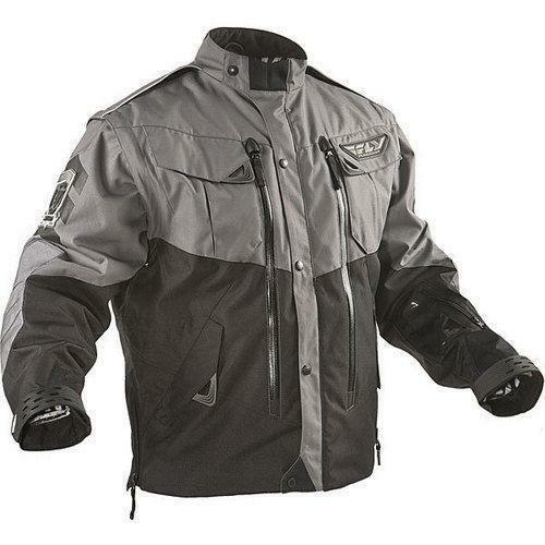 Fly Racing Patrol Mens Off Jacket L size,Black - motociklista jaka motojaka
