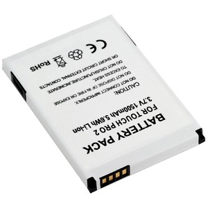 Extra Digital Battery HTC Touch Pro II, T7373, T8388, S521, Wing II